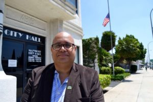 "Alumni Spotlight :: Meet Eduardo ""Eddie"" De La Riva, council member for City of Maywood and UCLA alumnus"