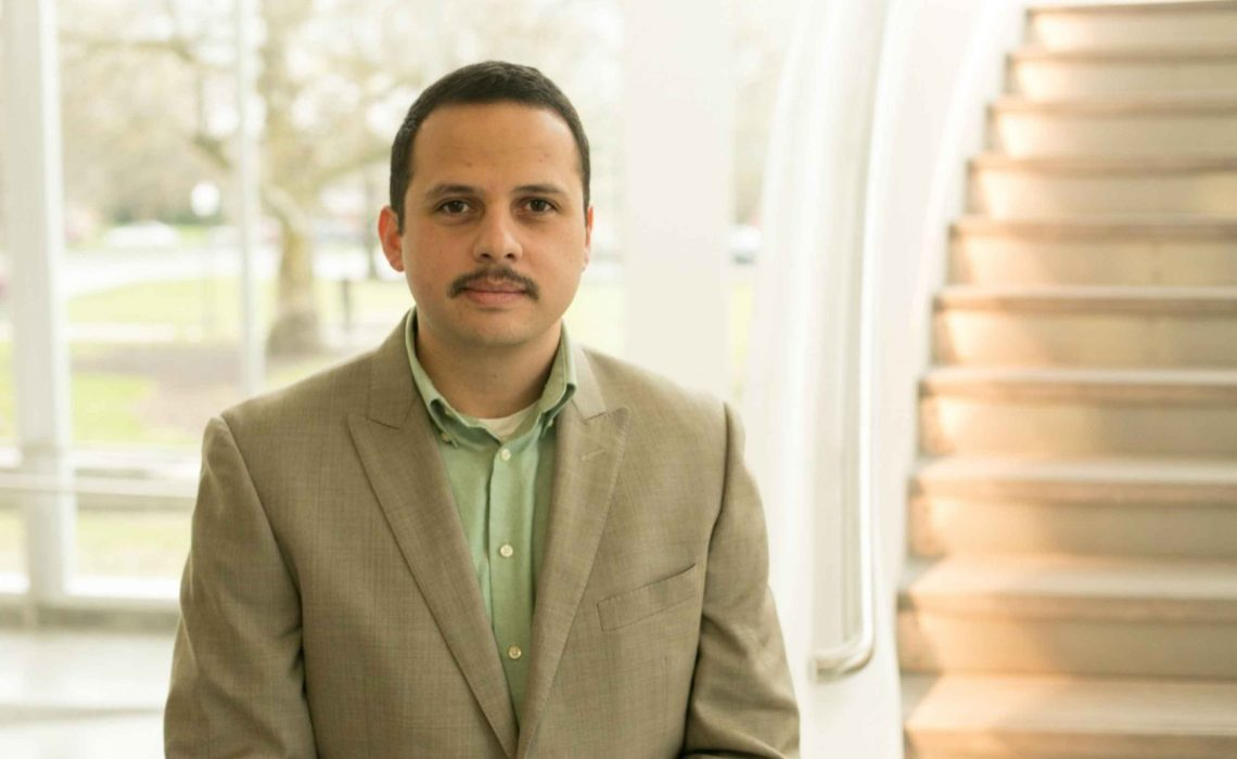 Javier González-Rocha Ph.D. candidate in the Department of Aerospace Engineering and Ocean Engineering at Virginia Tech